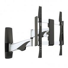 Fits LG TV model 50LB561V Silver Swivel & Tilt TV Bracket
