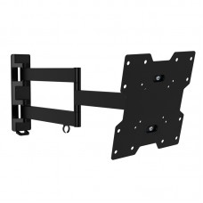 Fits LG TV model M2762D Black Swivel & Tilt TV Bracket