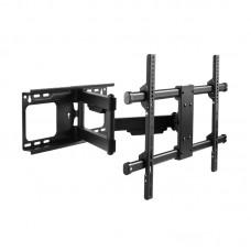 Fits LG TV model 49LF590V Black Swivel & Tilt TV Bracket