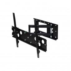 Fits LG TV model 42PA4500 Black Swivel & Tilt TV Bracket